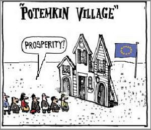 Central Banks' Potemkin Village